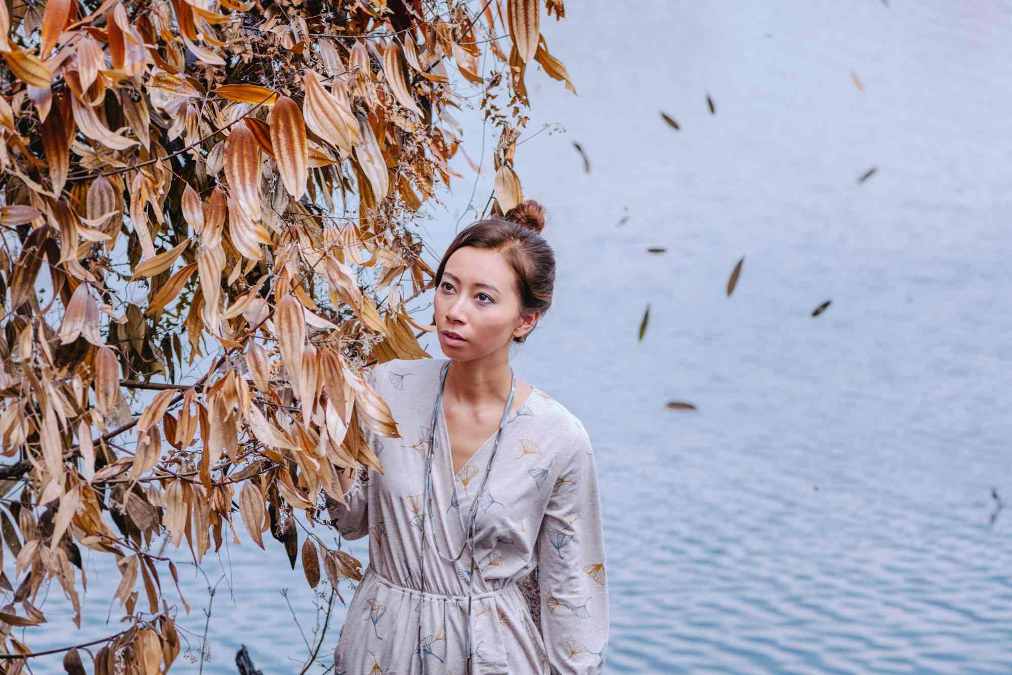 Cambodia S First Zero Waste Fashion Label Tea After Twelve